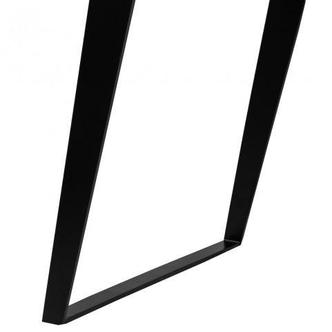 Стол лофт из массива большой, ДЖИВАН sigar black